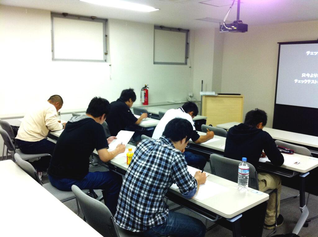 危険物取扱者【乙4】講習会@大阪 2011/9/30~10/1