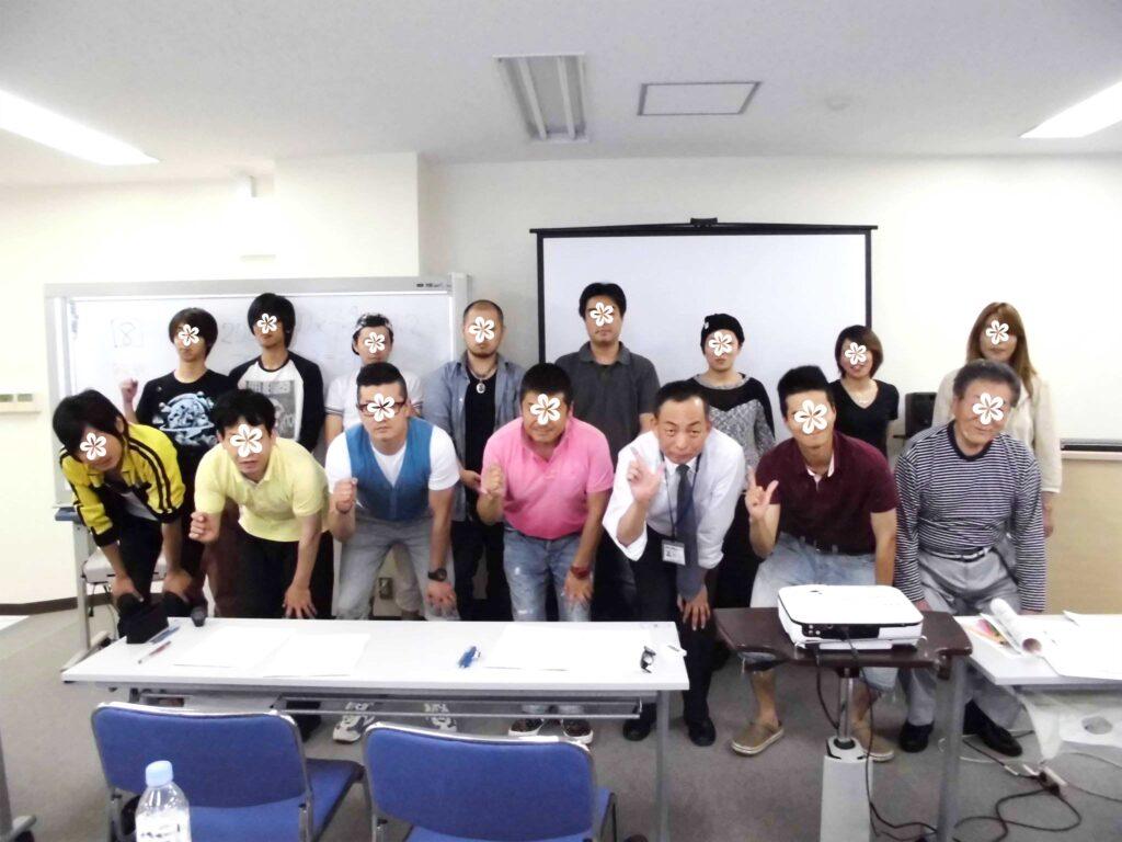 危険物取扱者【乙4】講習会@大阪 2015/6/16~17