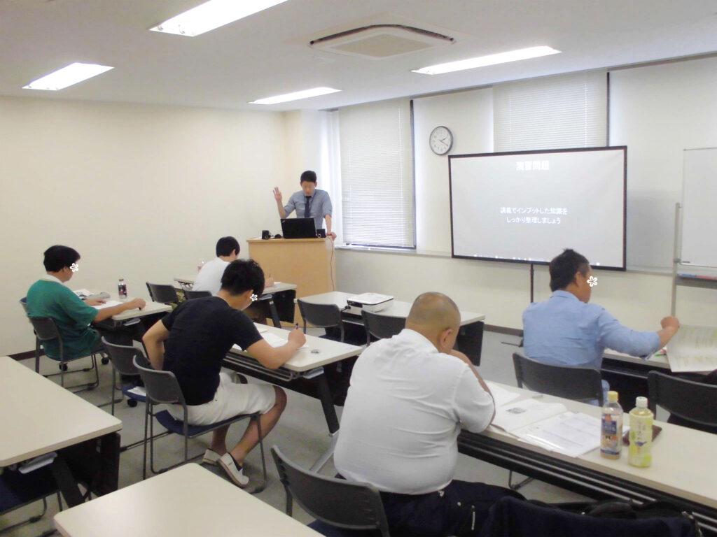危険物取扱者【乙4】講習会@大阪 2017/7/31~8/1