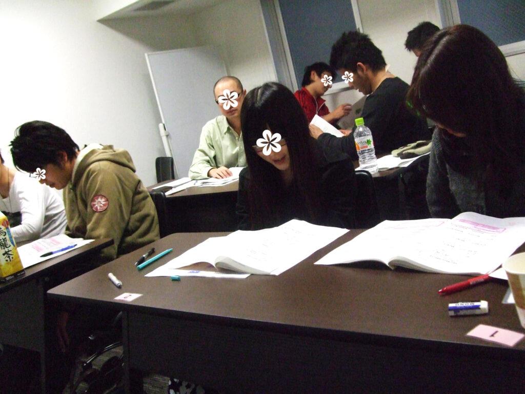 危険物取扱者【乙4】講習会@東京 2011/10/10~11