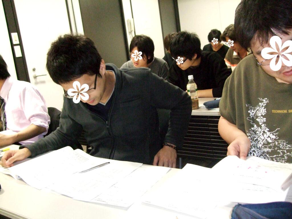 危険物取扱者【乙4】講習会@東京 2011/12/8~9