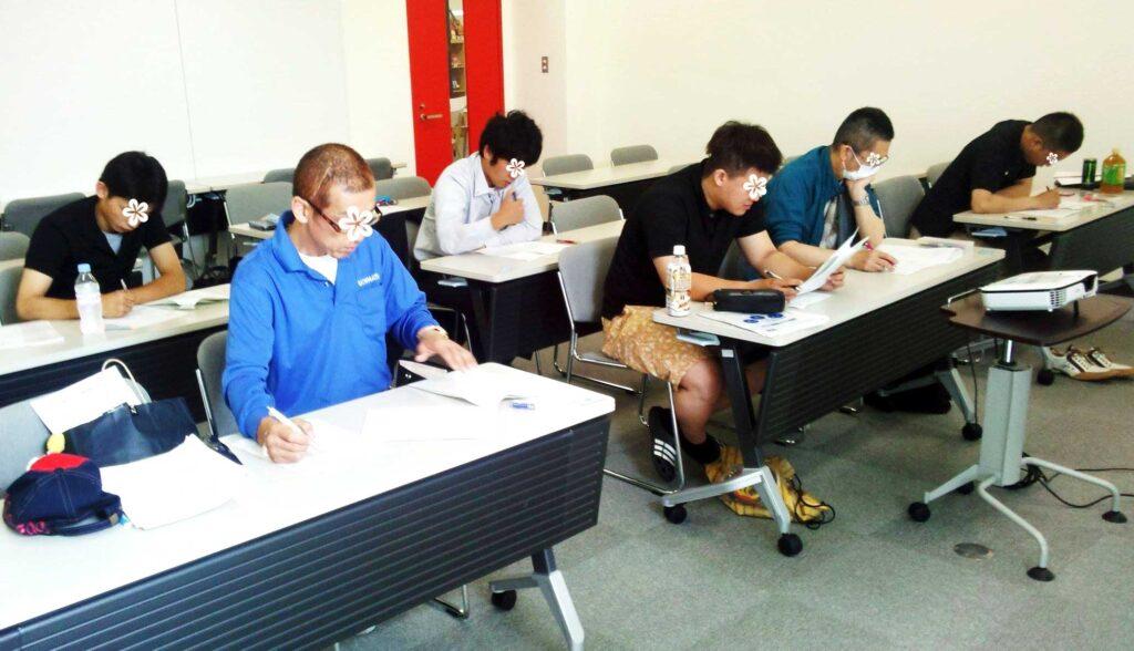 危険物取扱者【乙4】講習会@大阪 2014/6/15~16